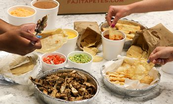 Feast with Your Family at Fajita Pete's