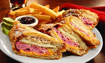 Bennigan's Gives Away Free World-Famous Sandwiches in Honor of National Monte Cristo Day