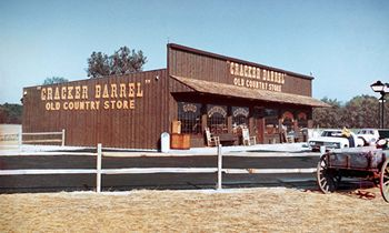 Cracker Barrel Celebrates 50 Years as America's Home-Away-From-Home