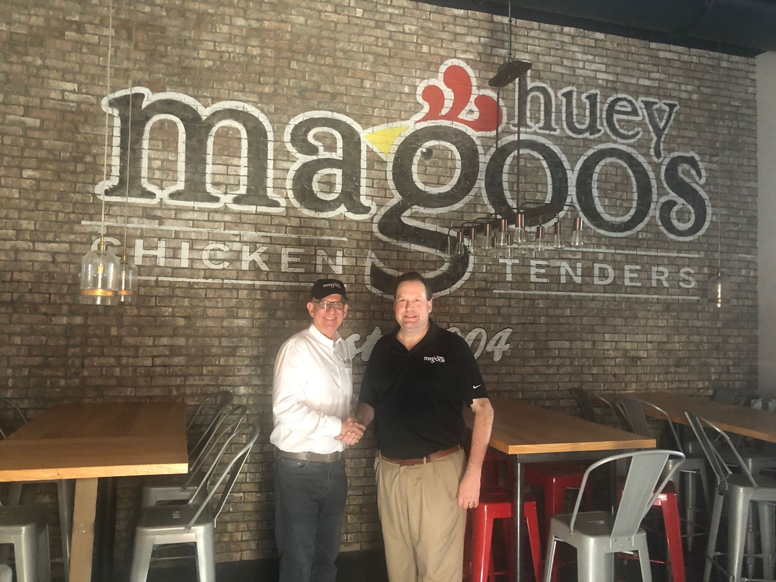 Huey Magoo's Chicken Tenders Now Open In Daytona Beach