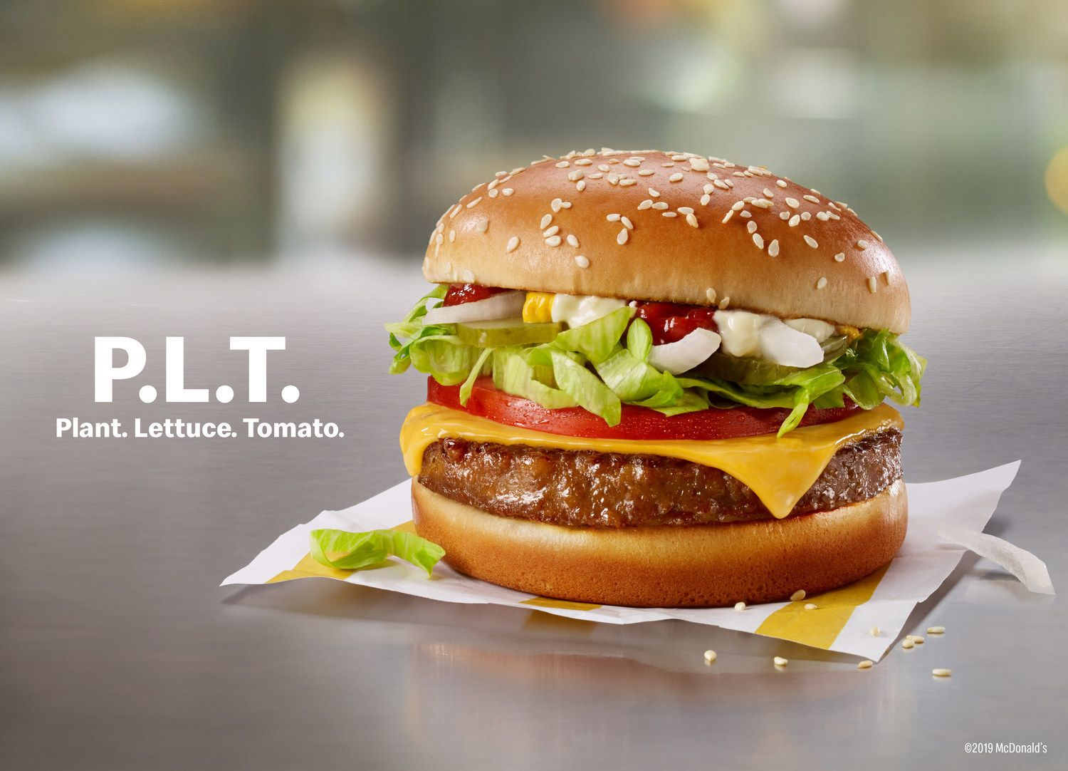 McDonald's Tests New Plant-Based Burger in Canada