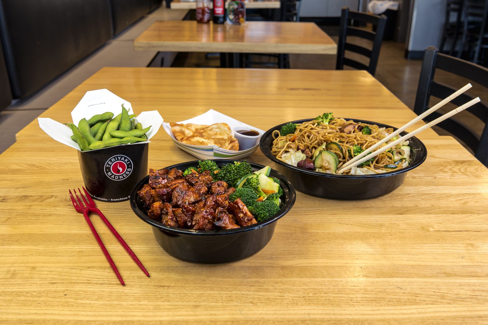 Teriyaki Madness Celebrates Transformative 2019 With The Opening of its New Corporate Shop in Downtown Denver on October 21