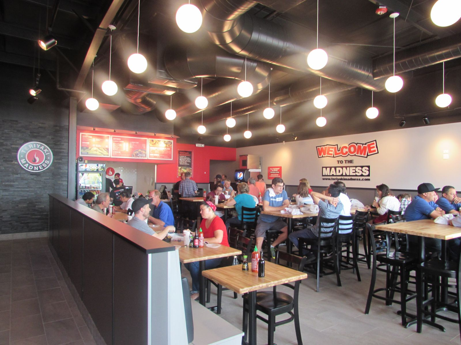 Teriyaki Madness to Celebrate Opening in The Woodlands, Texas on September 23