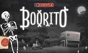 Chipotle's Boorito Deal Returns With A TikTok Transformation Challenge