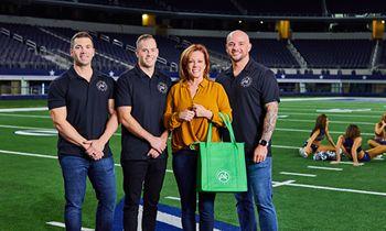 Dallas Prep Kitchen and The Dallas Cowboys Cheerleaders Team Up