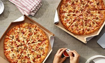 Domino's Celebrates National Pizza Month with a Carryout Special