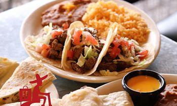 Enjoy Two Tacos for $2 at Fajita Pete's