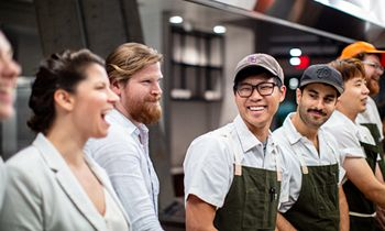 James Beard finalist, Food & Wine's Best New Chef 2018, Iron Chef Gauntlet star and former Himitsu co-owner and executive chef, Kevin Tien, opens Emilie's in Capitol Hill