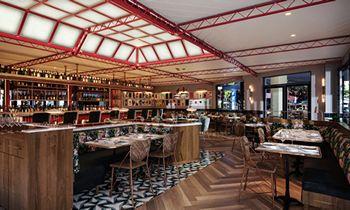 London Meets Miami: Saladino Design Studios to Redesign Balans Restaurant in Brickell