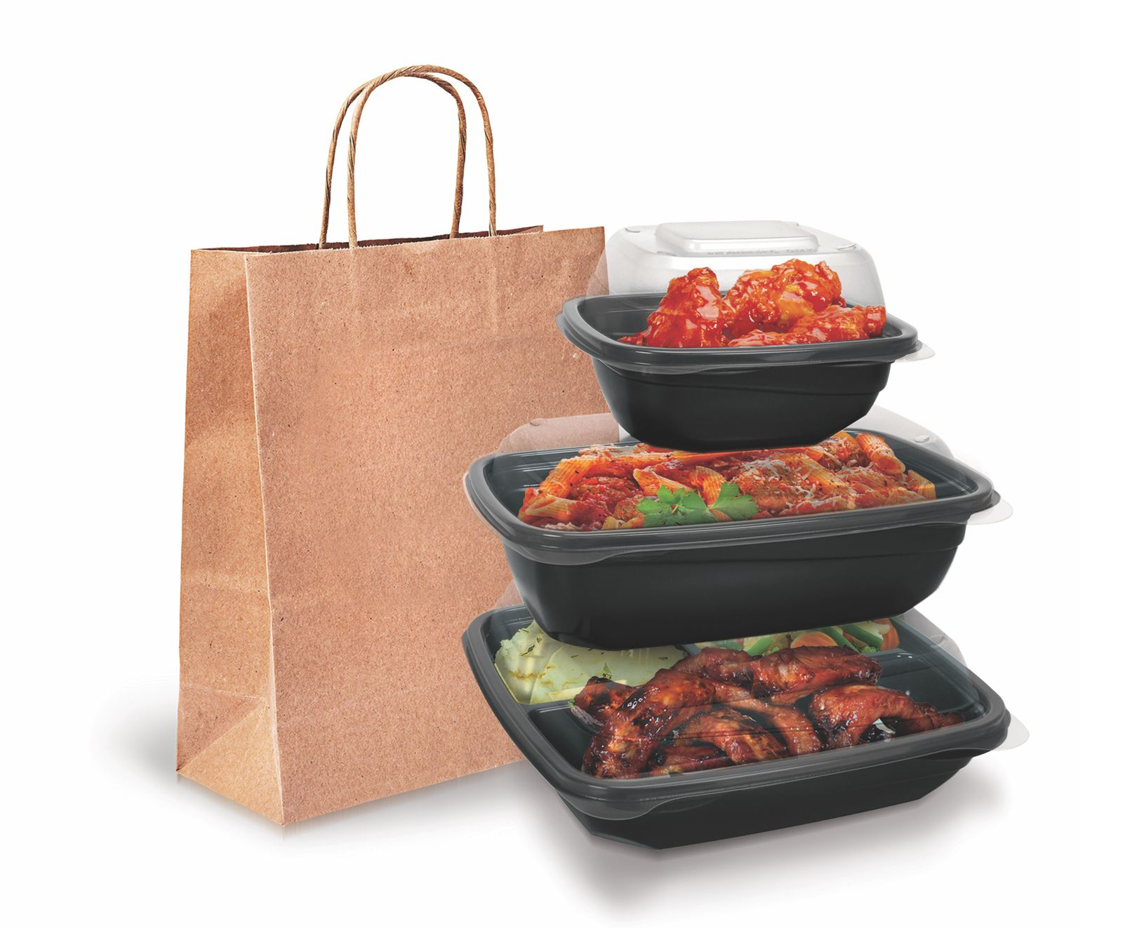 Novolex Introduces Hot Food Containers that Make Takeout and Deliveries Better than Ever
