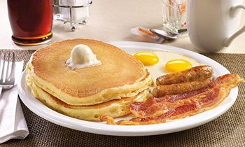 Denny's Continues Tradition of Honoring Veterans with a Free Build Your Own Grand Slam on November 11