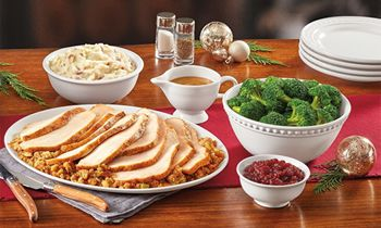 Denny's New Turkey & Dressing Dinner Packs Give Guests A Delicious Ready-to-Serve Meal for a Stress-Free Holiday Season
