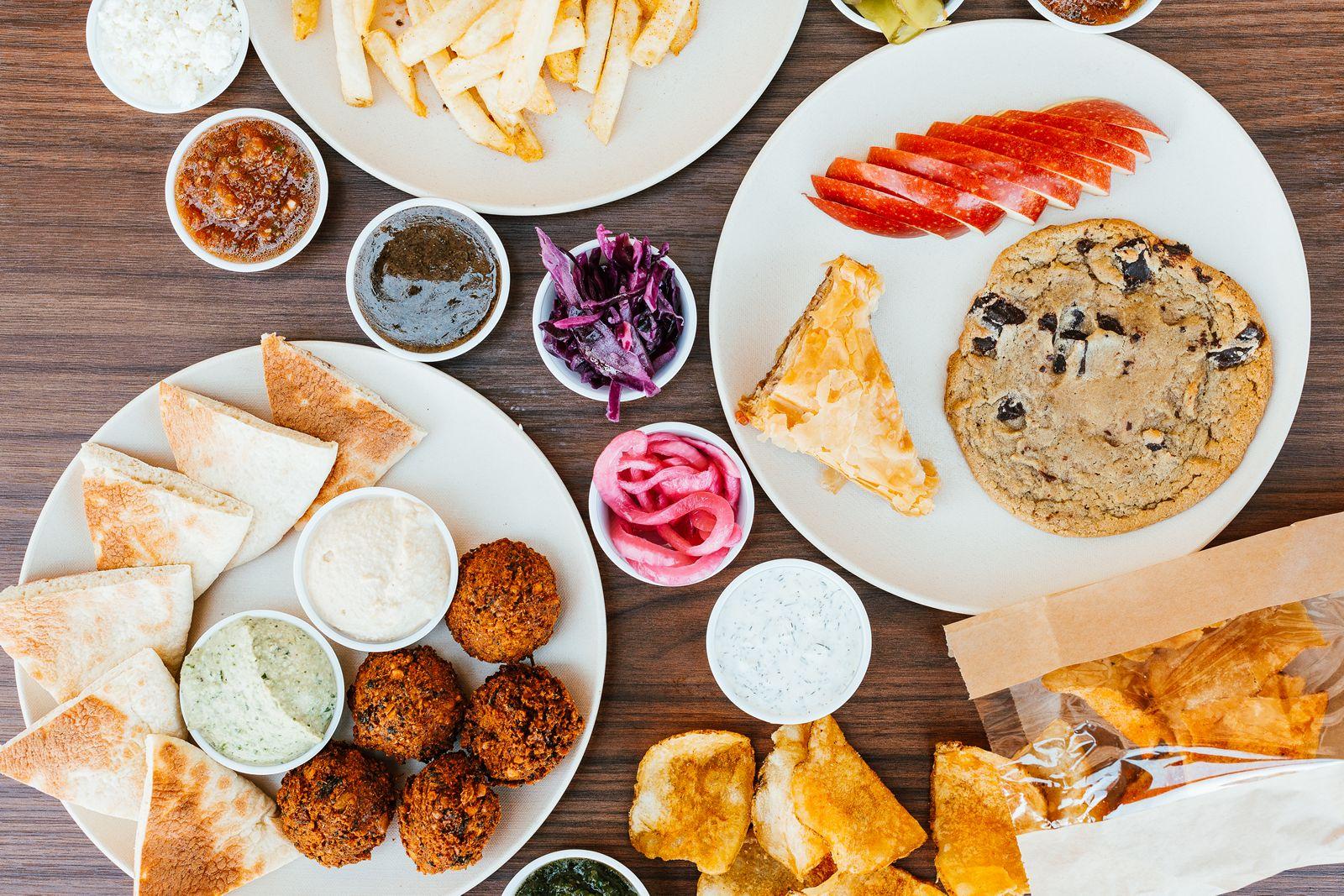 Garbanzo Mediterranean Fresh is Now Serving Love In Every Pita at Saint Louis University