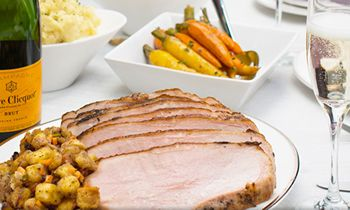 Gather Friends and Family for Thanksgiving at Roy's Restaurant