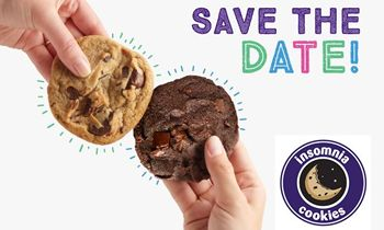Insomnia Cookies Celebrates National Cookie Day with Week of Festivities