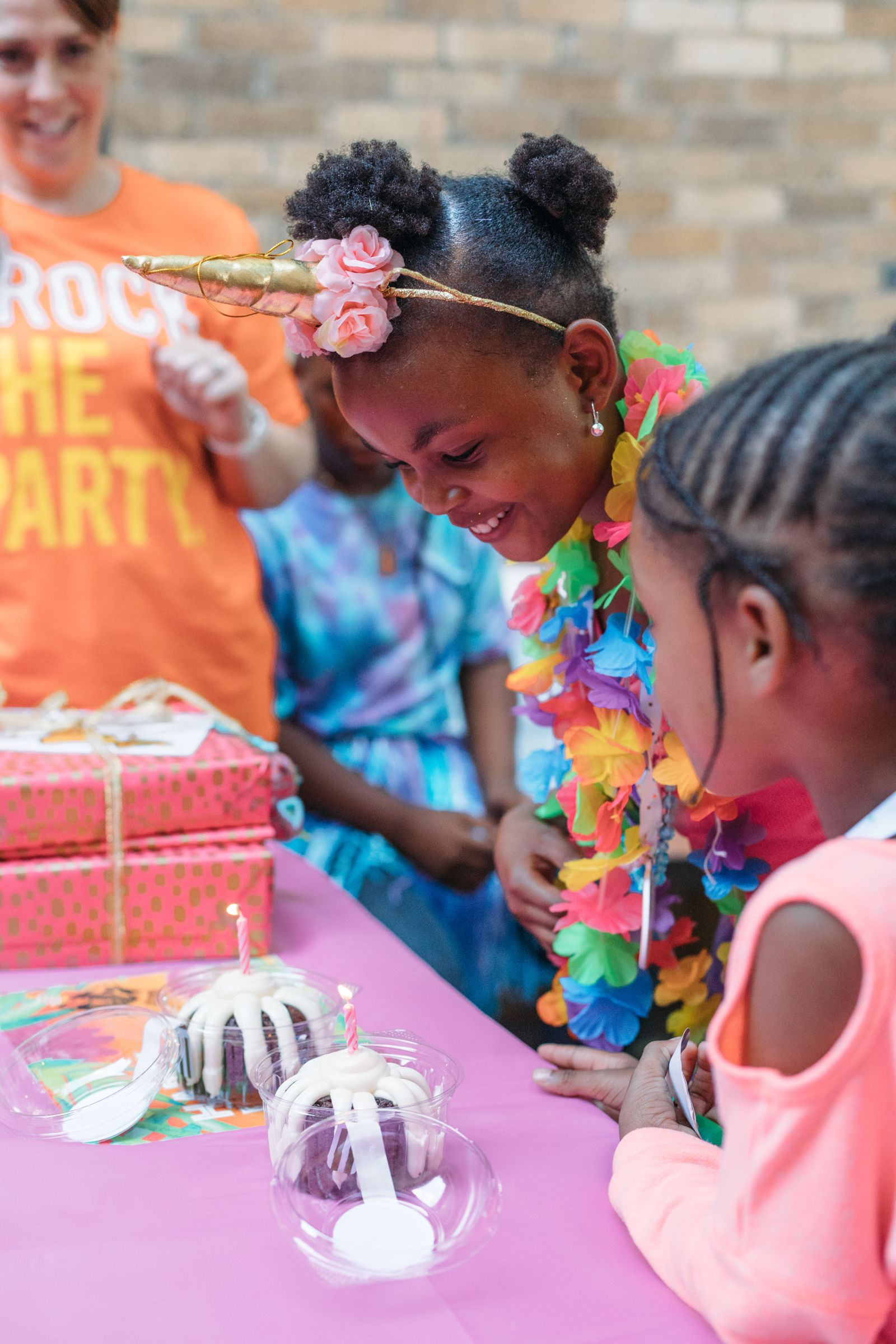 Main Event Partners with The Birthday Party Project to Bring Joy  to Children Experiencing Homelessness