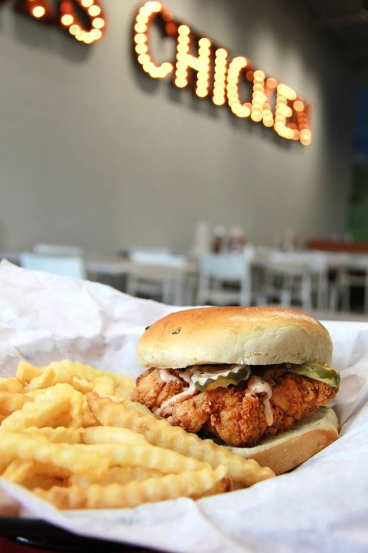 Rex's Chicken Poised for Franchise Growth