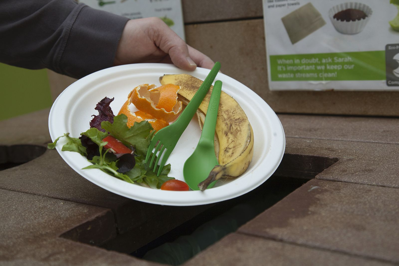 Study: Restaurants Could Capture More Food Waste and Reduce Climate Impact