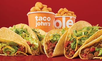 Taco John's Prepares to Bring More of Its bigger. bolder. better. Flavors to Kansas