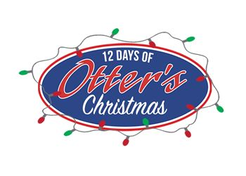 12 Days of Christmas Deals at Otter's Chicken