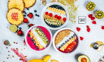 Calii Love Partners with Fransmart to Spread Good Vibes Throughout North America