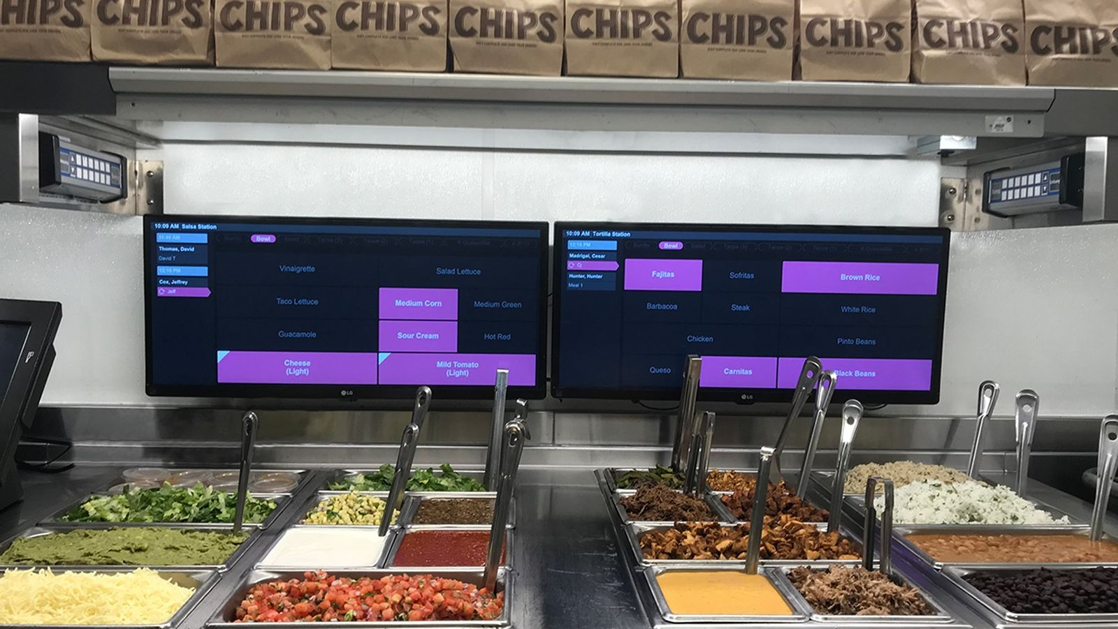 Chipotle Debuts New Restaurant Design To Support Its $1 Billion Digital Business
