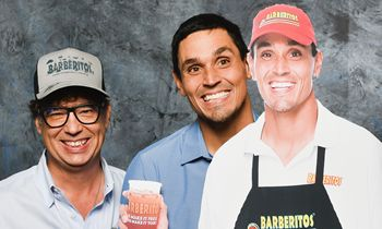 David Pollack is the New Fresh Face of Barberitos