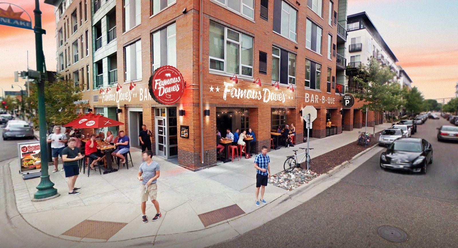 Famous Dave's Reveals New, Smaller Footprint Prototype Restaurant in Uptown, Minneapolis on December 20