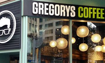 Gregorys Coffee Manages Online Menu and Presence using Marqii