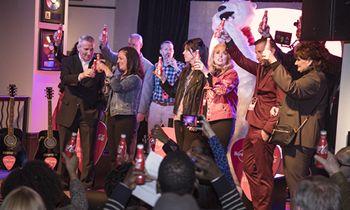 Hard Rock International Announces Global Partnership with the Coca-Cola Company