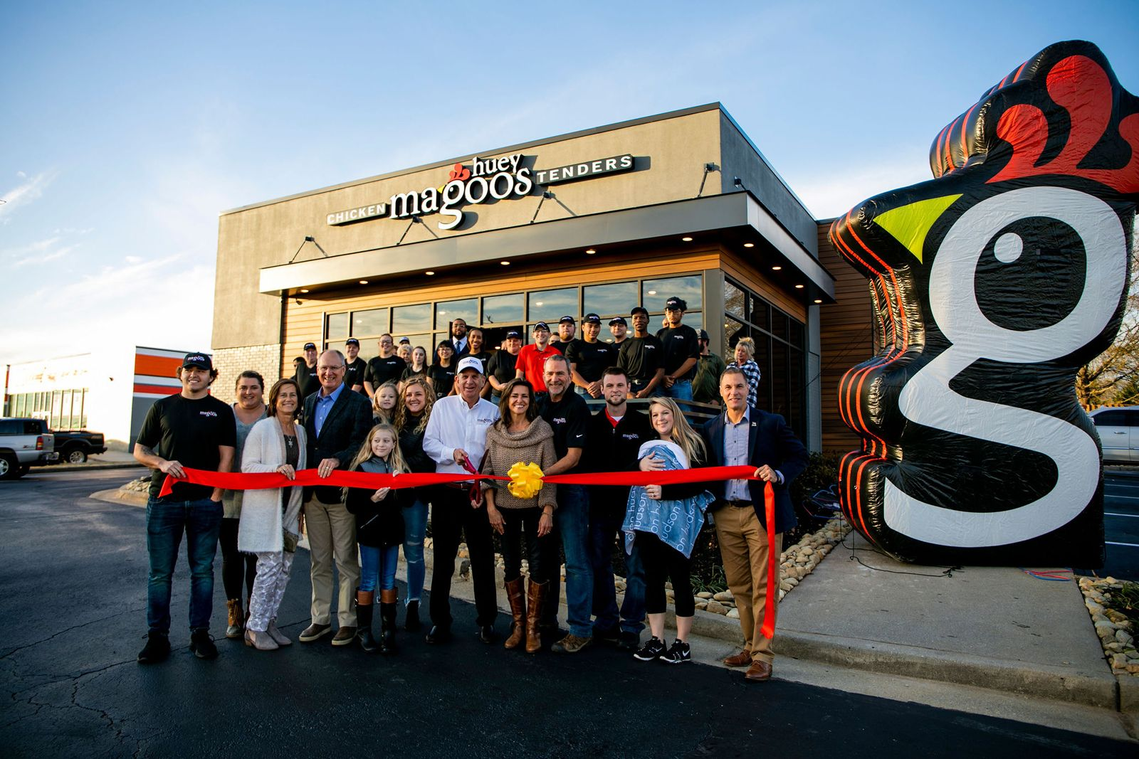 Huey Magoo's Chicken Tenders Now Open In Loganville, Georgia