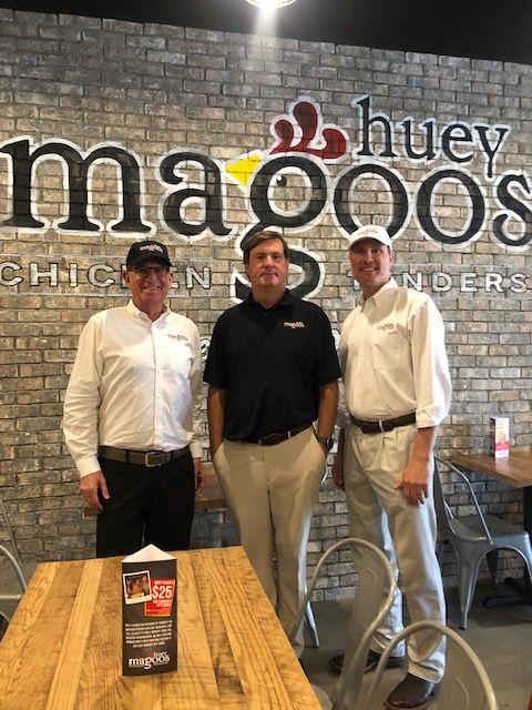Huey Magoo's Chicken Tenders Now Open In Ocoee, Florida Featuring The First Huey Magoo's Drive-Thru