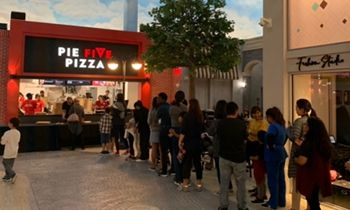 Pie Five Opens in Leading Global Interactive Children's City, KidZania