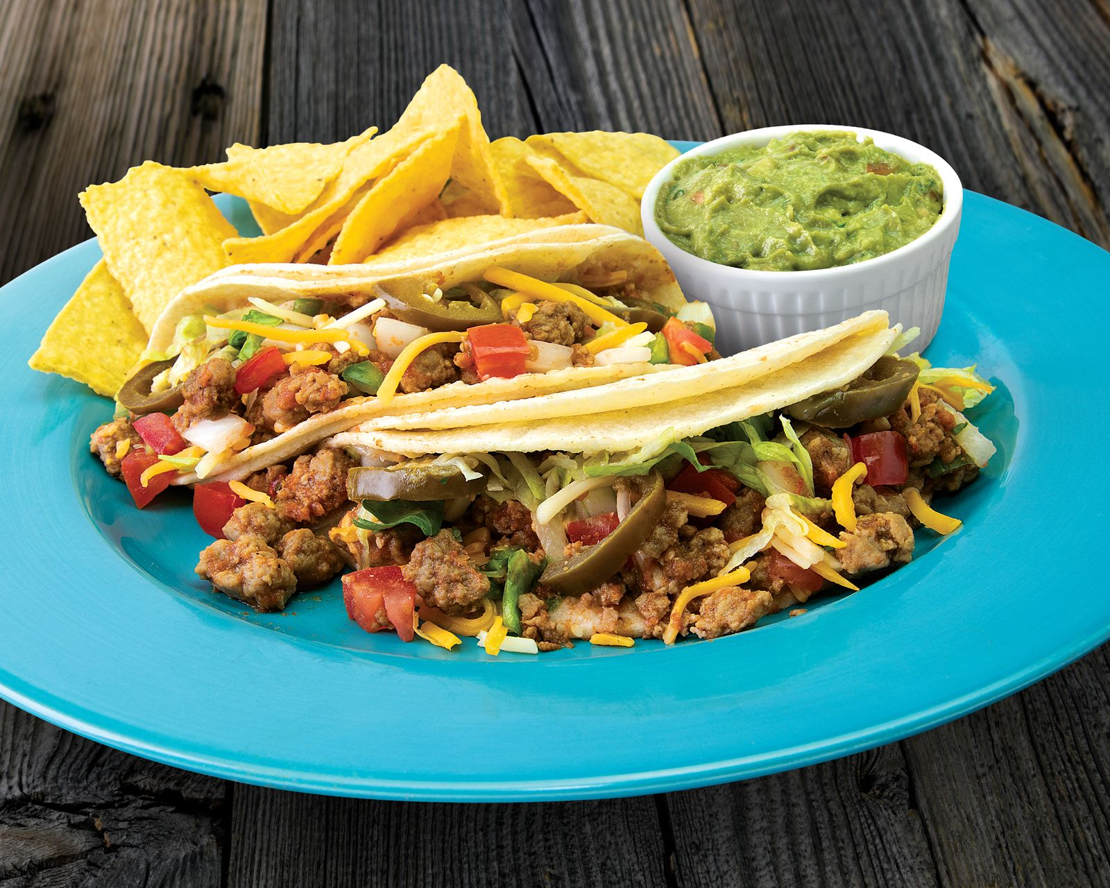 Taco Del Mar Takes Beyond Meat Taco Chain-wide
