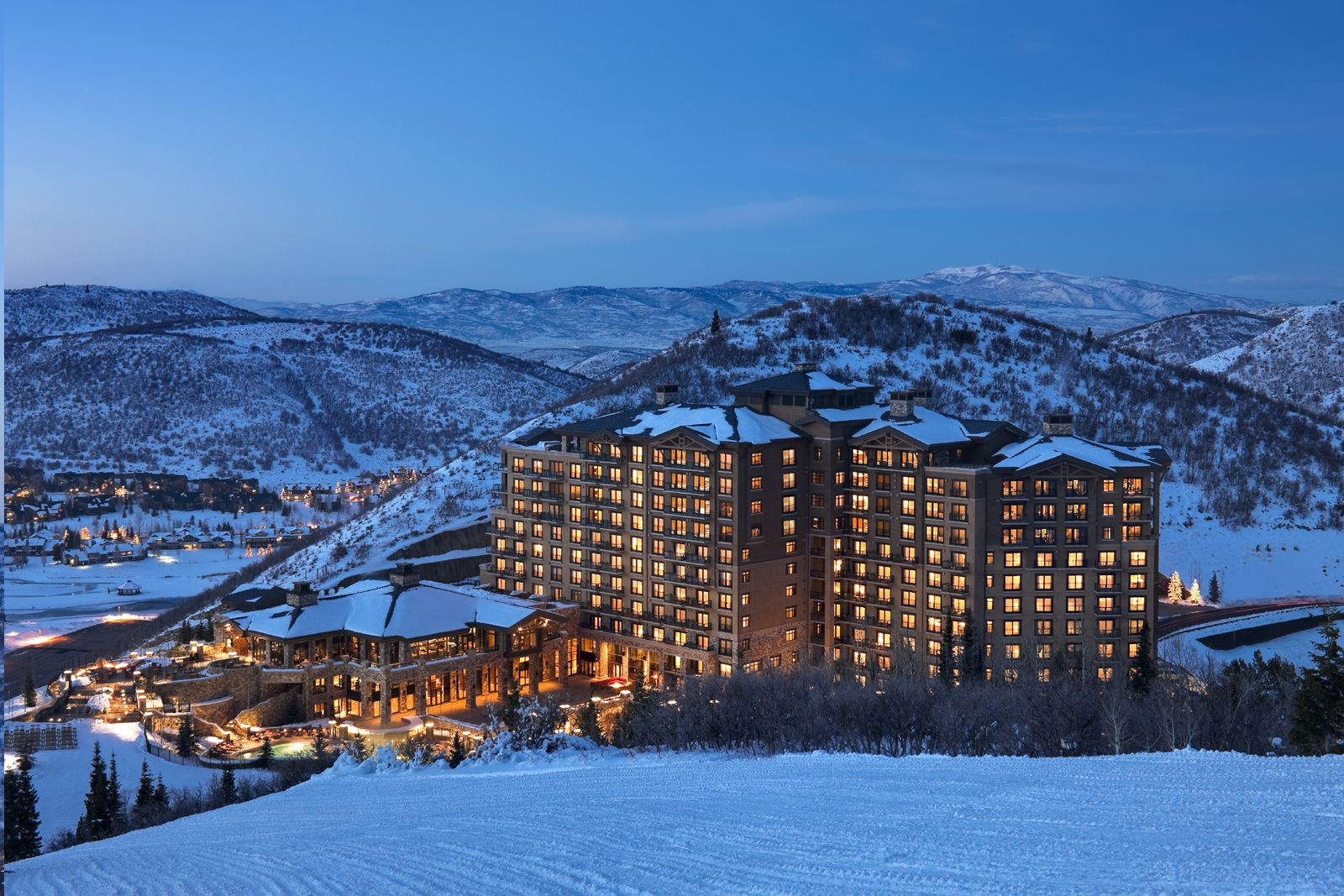 The St. Regis Deer Valley Announces New Restaurant and Dining Collection