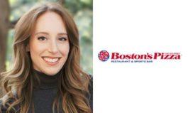Boston's Pizza Restaurant & Sports Bar Names Katie Borger New Vice President of Marketing