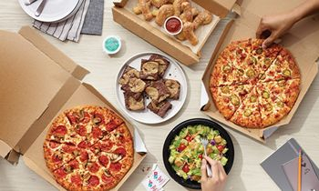 Domino's Has Your Game Plans Covered