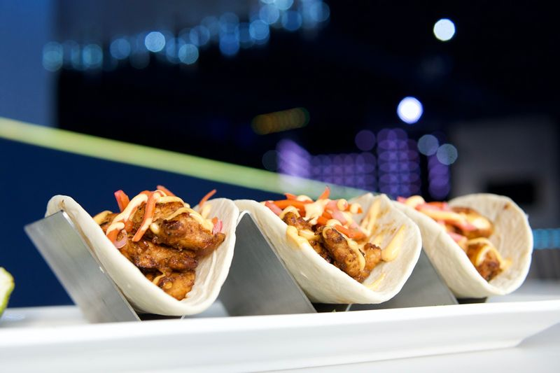 ICEBAR Orlando Debuts New Food Menu Inside Fire Lounge