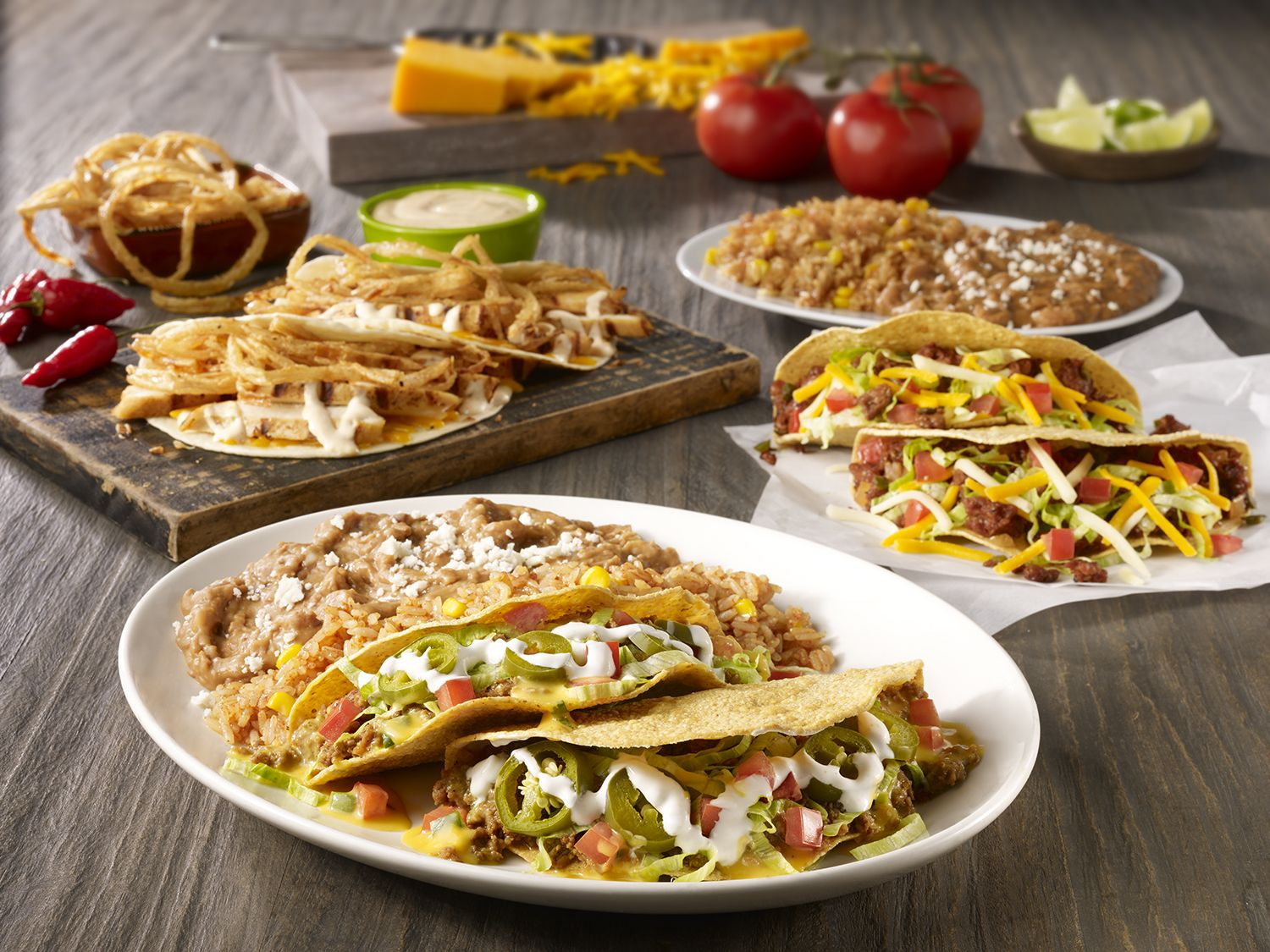 On The Border Becomes First National Mexican Casual Dining Chain to Offer Tacos Featuring Plant-Based Beyond Meat