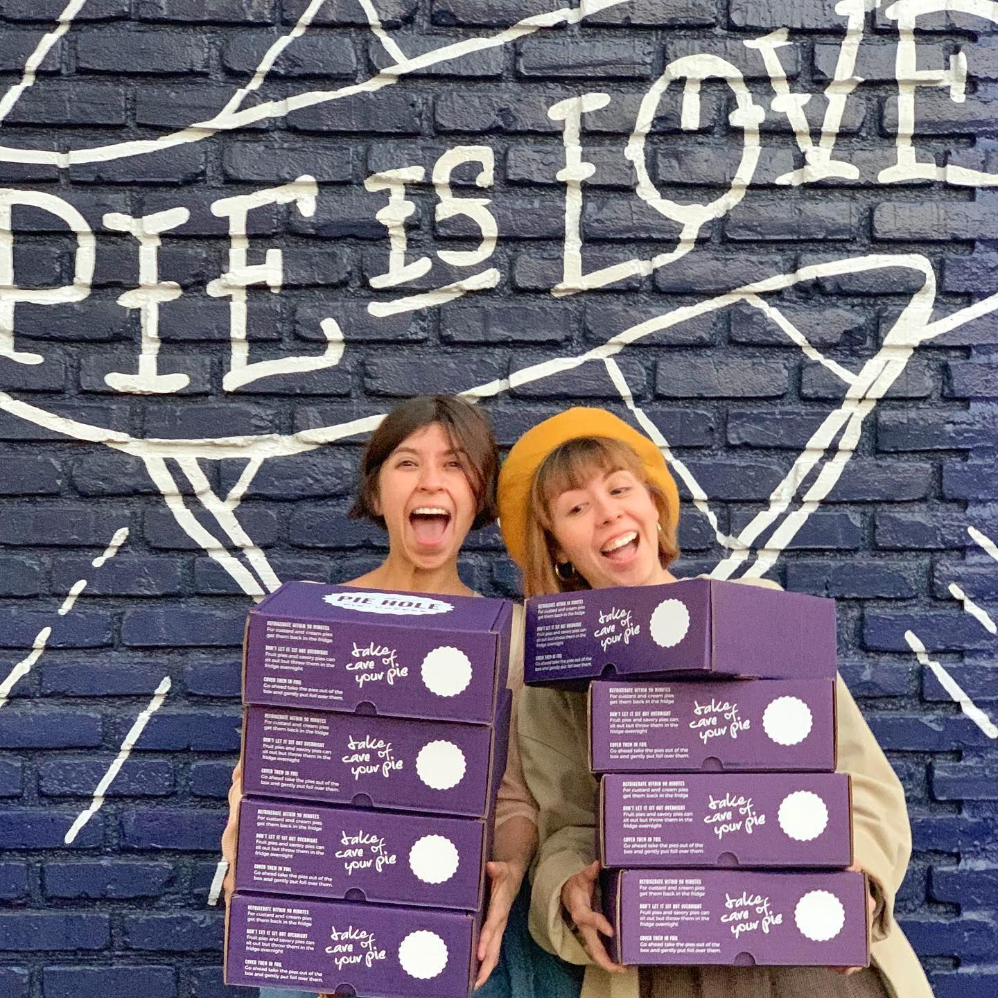 The Pie Hole Teams with Goldbelly to Ship Iconic Pies Nationwide, Witnesses High Demand During Holiday Season