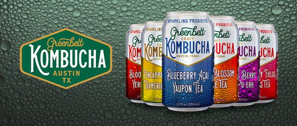 Affordable Greenbelt Craft Kombucha Expands Restaurant-Focused Distribution and Walmart!