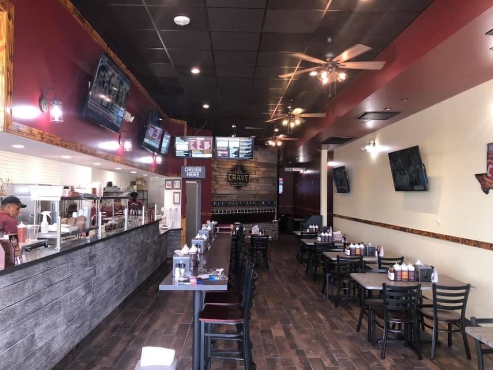 Crave Hot Dogs and BBQ Celebrates Opening in Summerwood, Texas