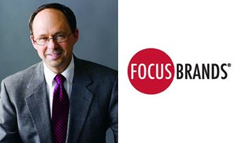 FOCUS Brands Appoints Jim Holthouser as Chief Executive Officer
