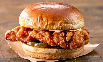 Famous Dave's Adds Fuel to the Chicken Sandwich Wars with Introduction of Iris' Comeback Chicken Sandwich