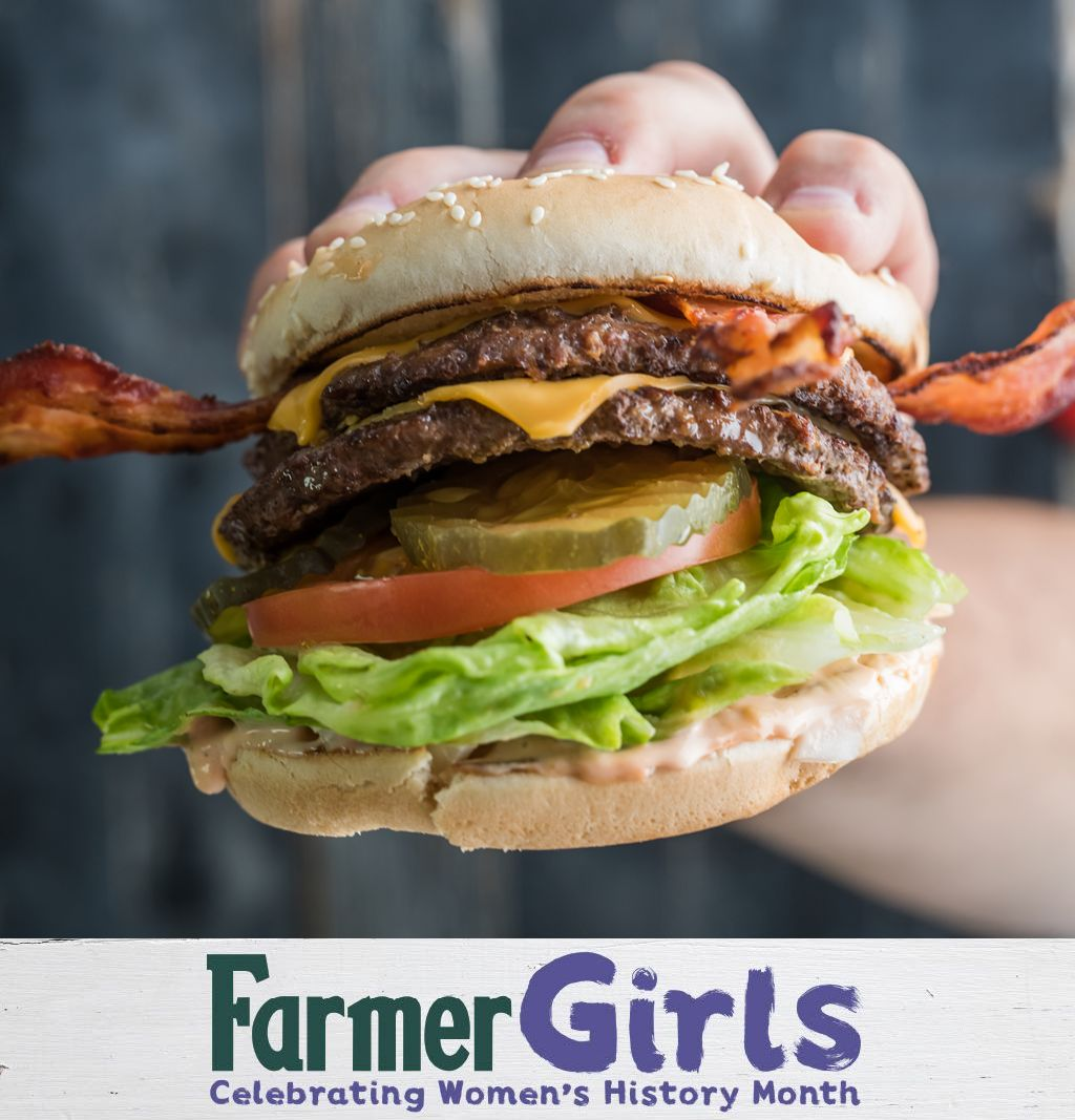 Farm-fresh burger concept Farmer Boys is changing its iconic name to 'Farmer Girls' in celebration of Women's History Month. On International Women's Day (March 8), $1 from sales of the 'Bacon Girl' bacon cheeseburger will be donated to Catalyst, a global nonprofit on a mission to build workplaces that work for women.