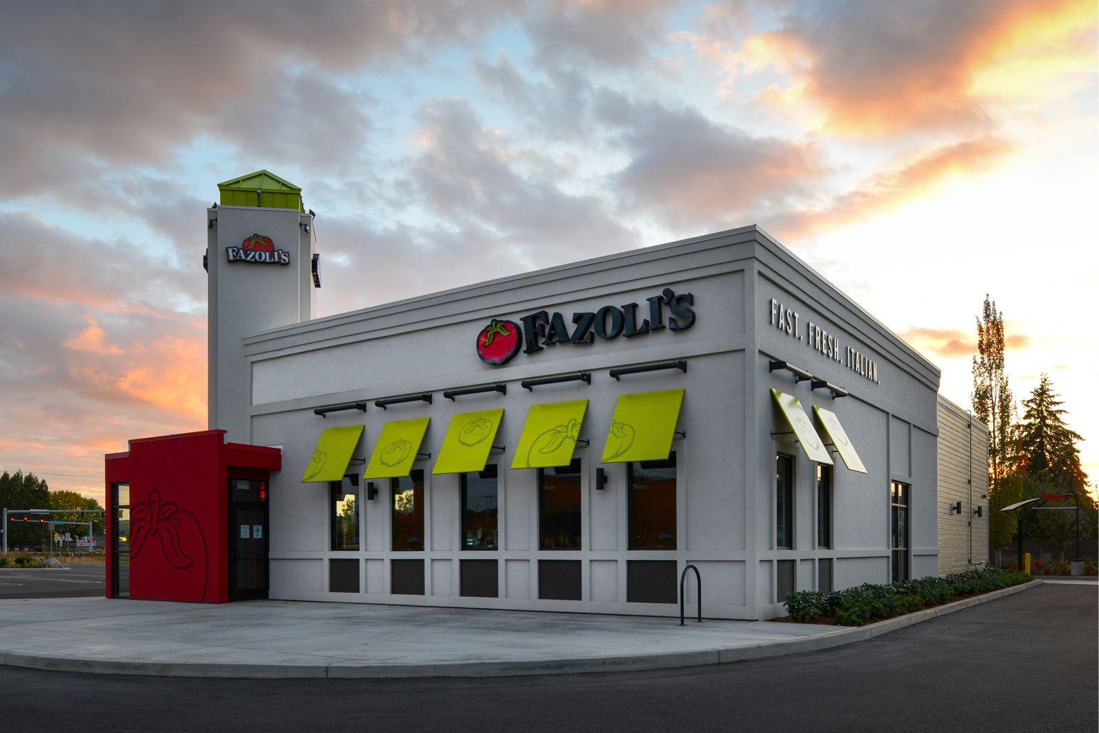 Fazoli's Prepares to Serve its Acclaimed, Signature Italian Dishes in Cartersville