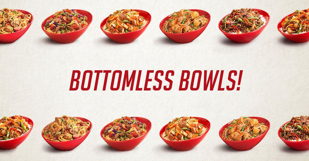 Genghis Grill Brings Back Popular Bottomless Bowls