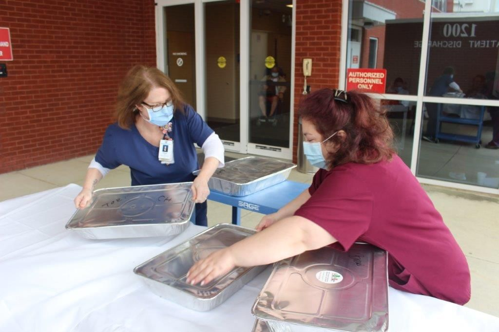 Atlanta Pancreatic Cancer Nonprofit Gives Back to ICU Workers