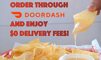 Barberitos & DoorDash Offer Zero Dollar Delivery Through April 30