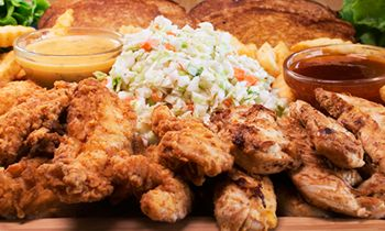 Huey Magoo's Serves Up Special Deals To Help Feed Families And Neighborhoods